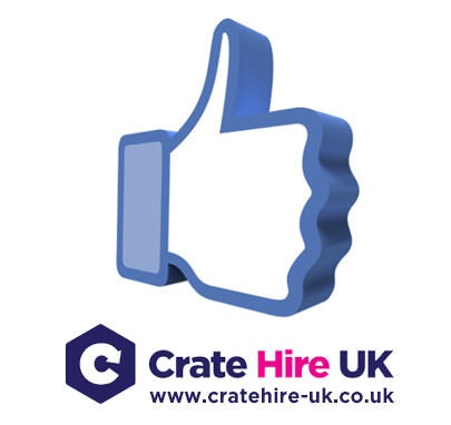 Why Use Crate Hire UK