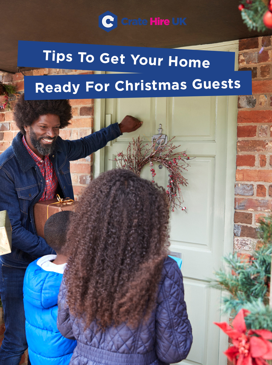 Get your home ready for guests