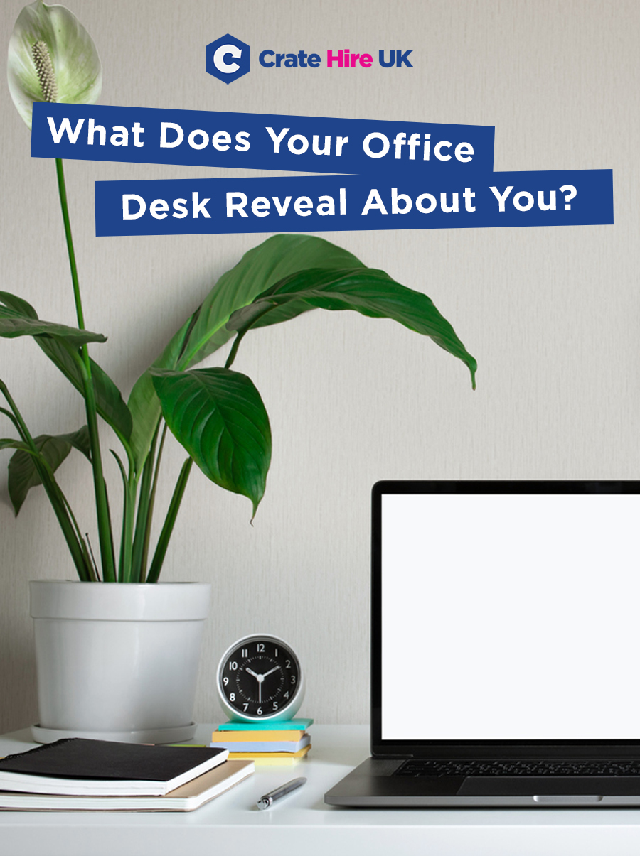 What your office desk reveals