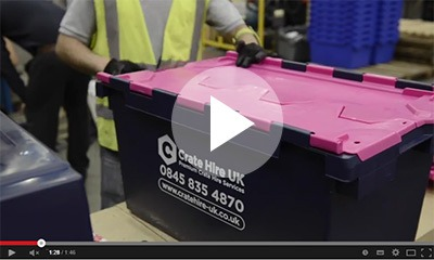 How Our Crates Are Made Crate Hire UK