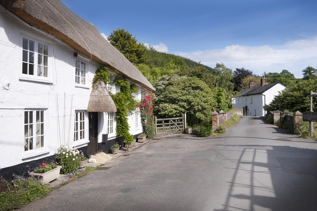 Devon healthiest place in England to live