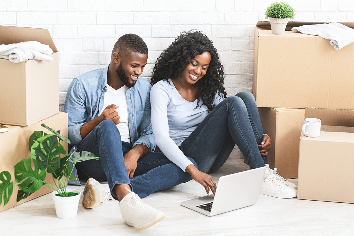 Buying Moving Boxes Online