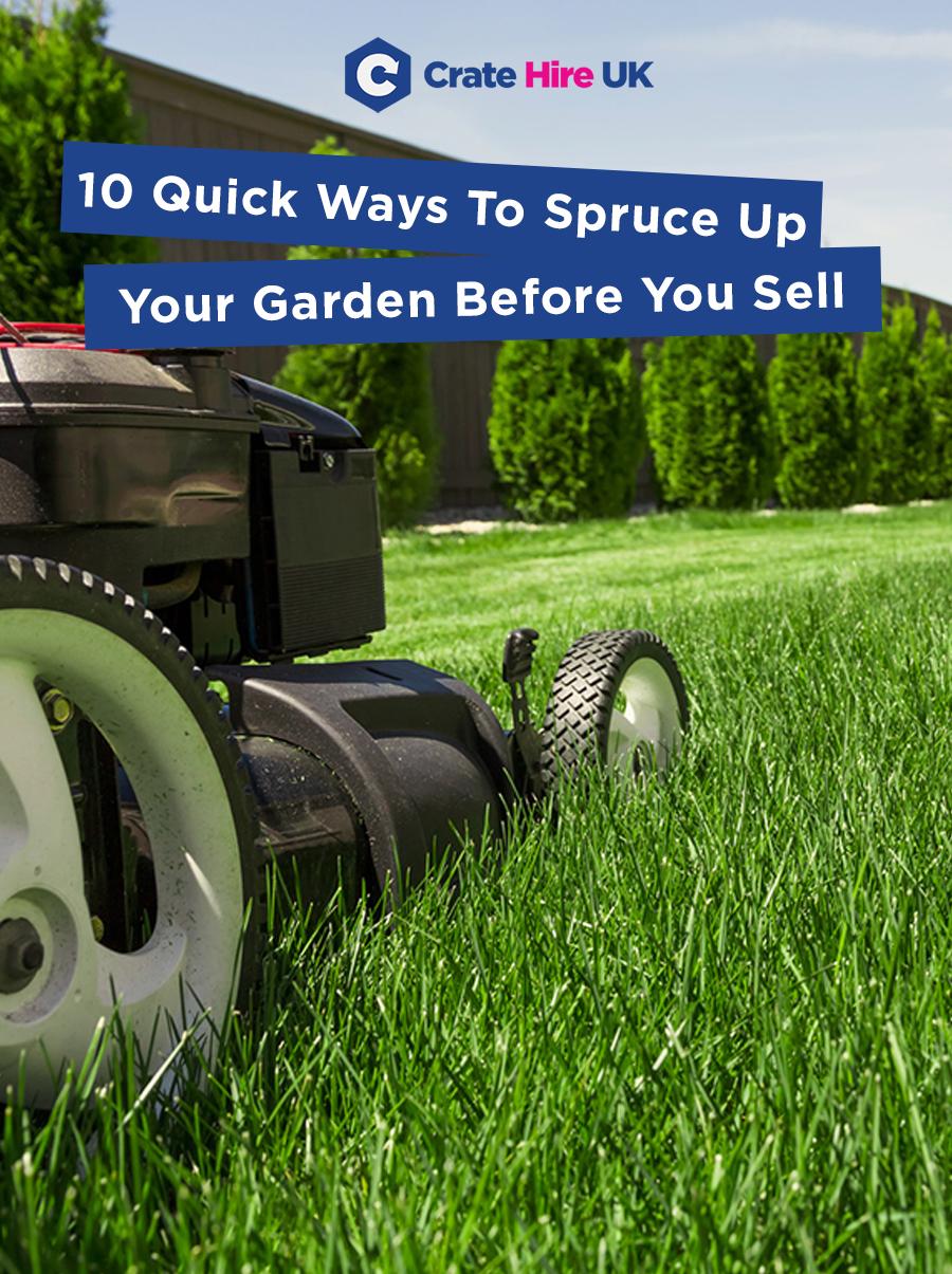 Garden makeover tips