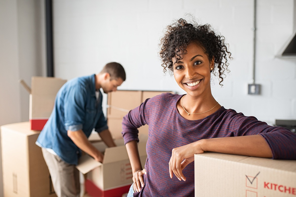 Tips for unpacking after moving home