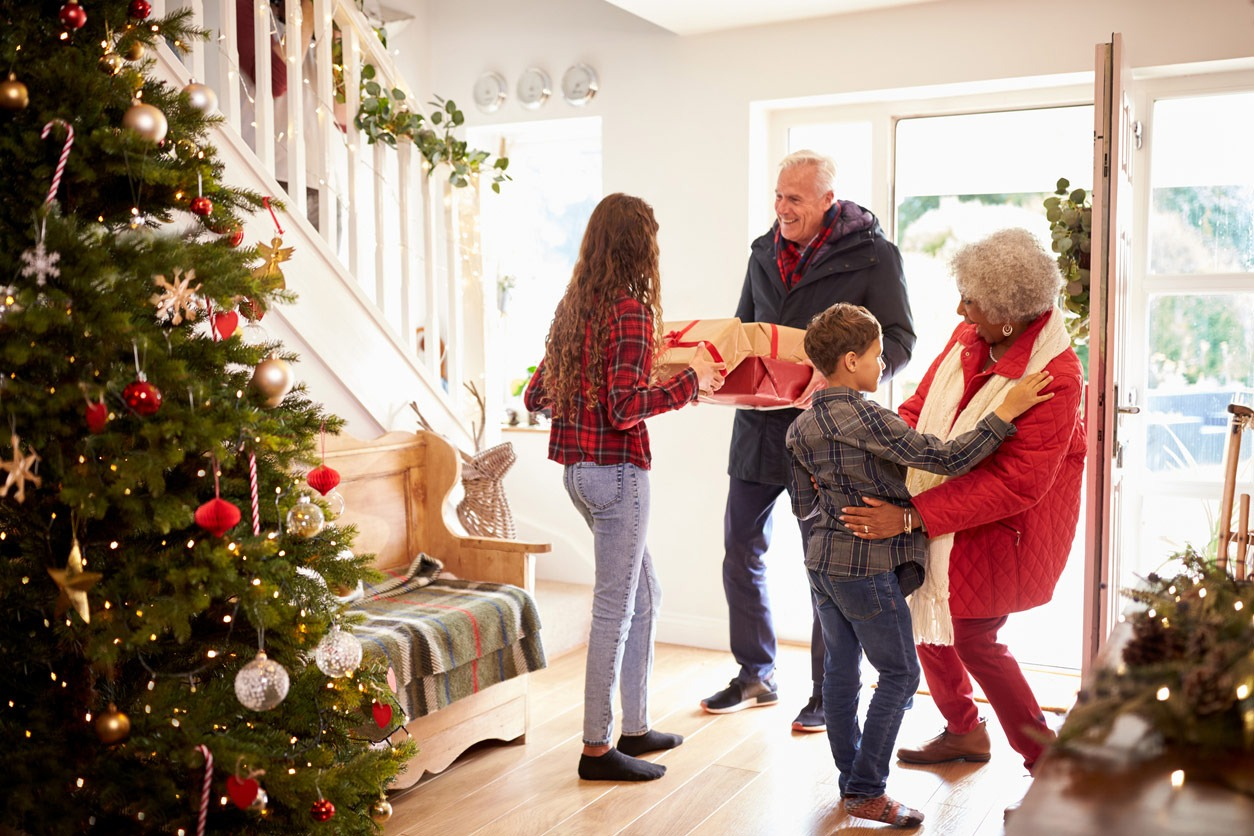 Getting Your Home Guest Ready for Christmas