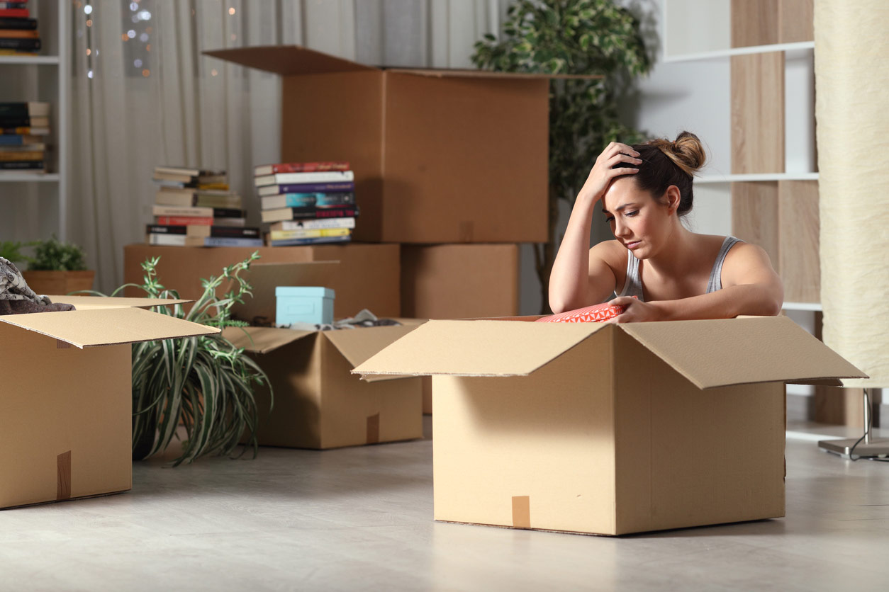 Emotional Impact Of Moving Home