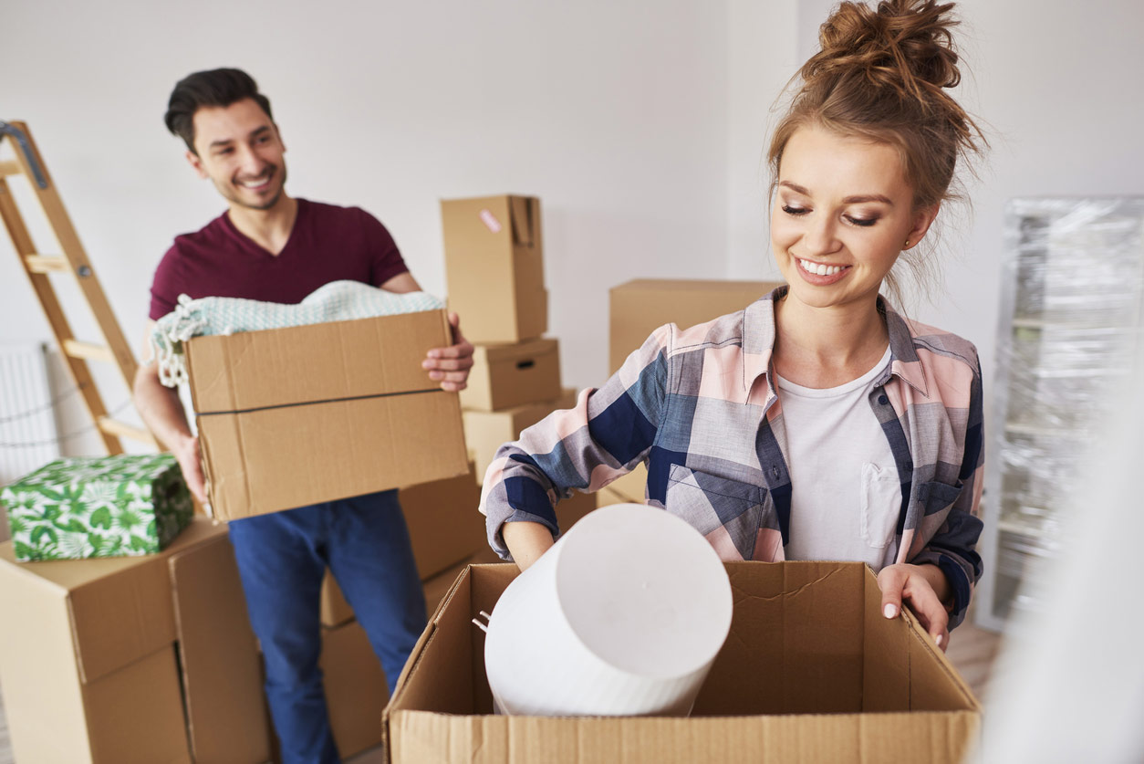What to pack last when moving