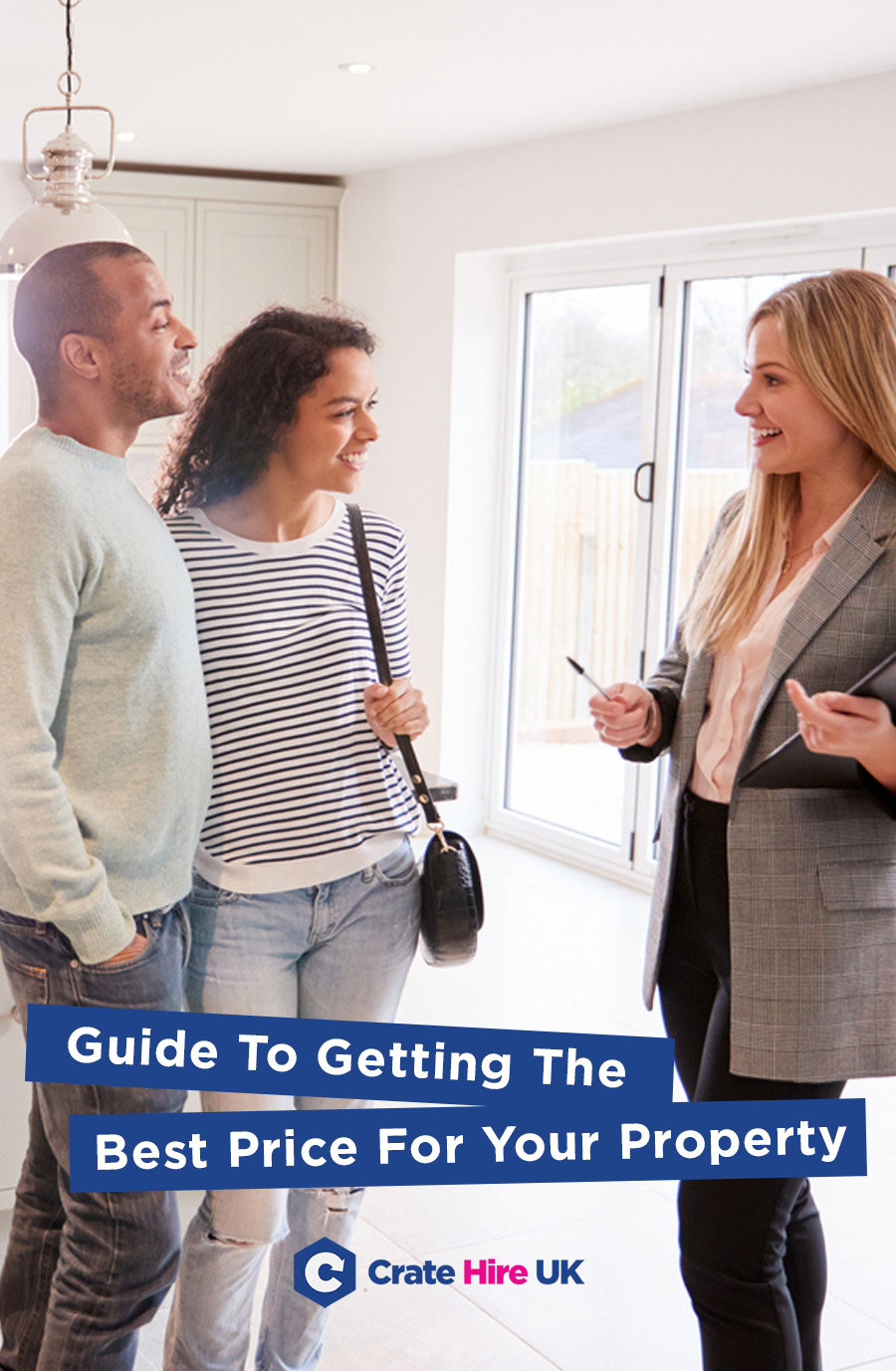 Guide to getting best price for property