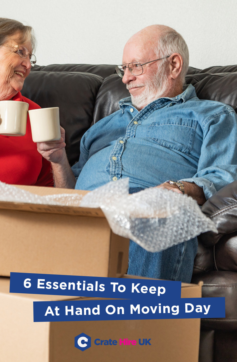 What 6 Essentials Should You Keep Close at Hand On Moving Day?