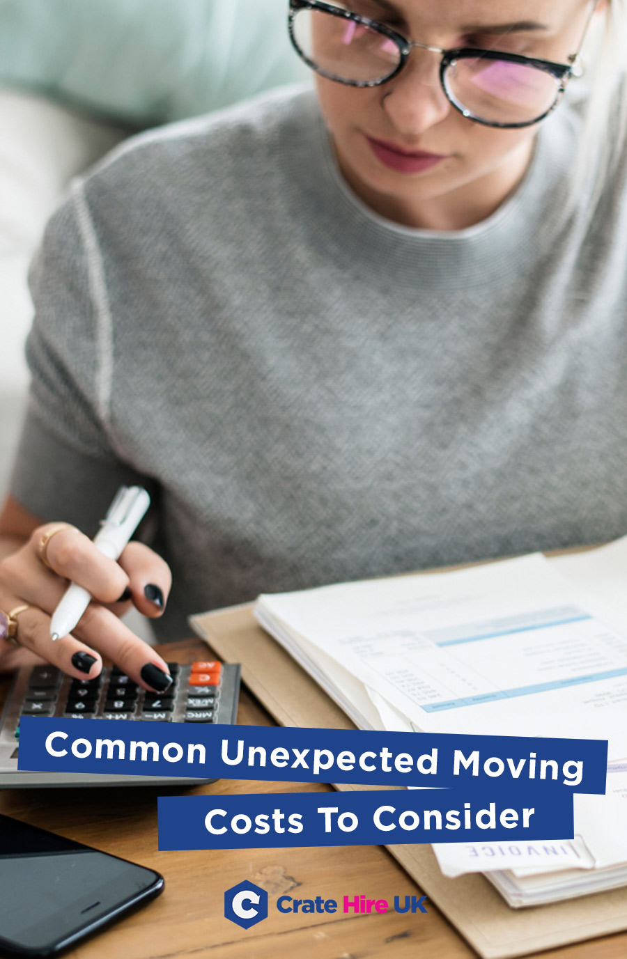 Commonly Unexpected Moving Costs