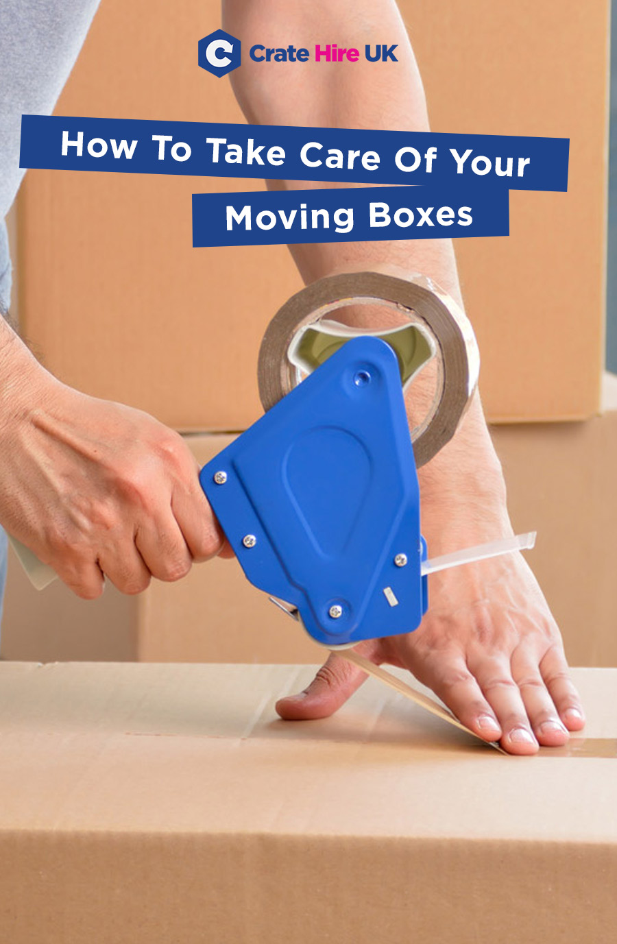How To Take Care Of Moving Tote Boxes