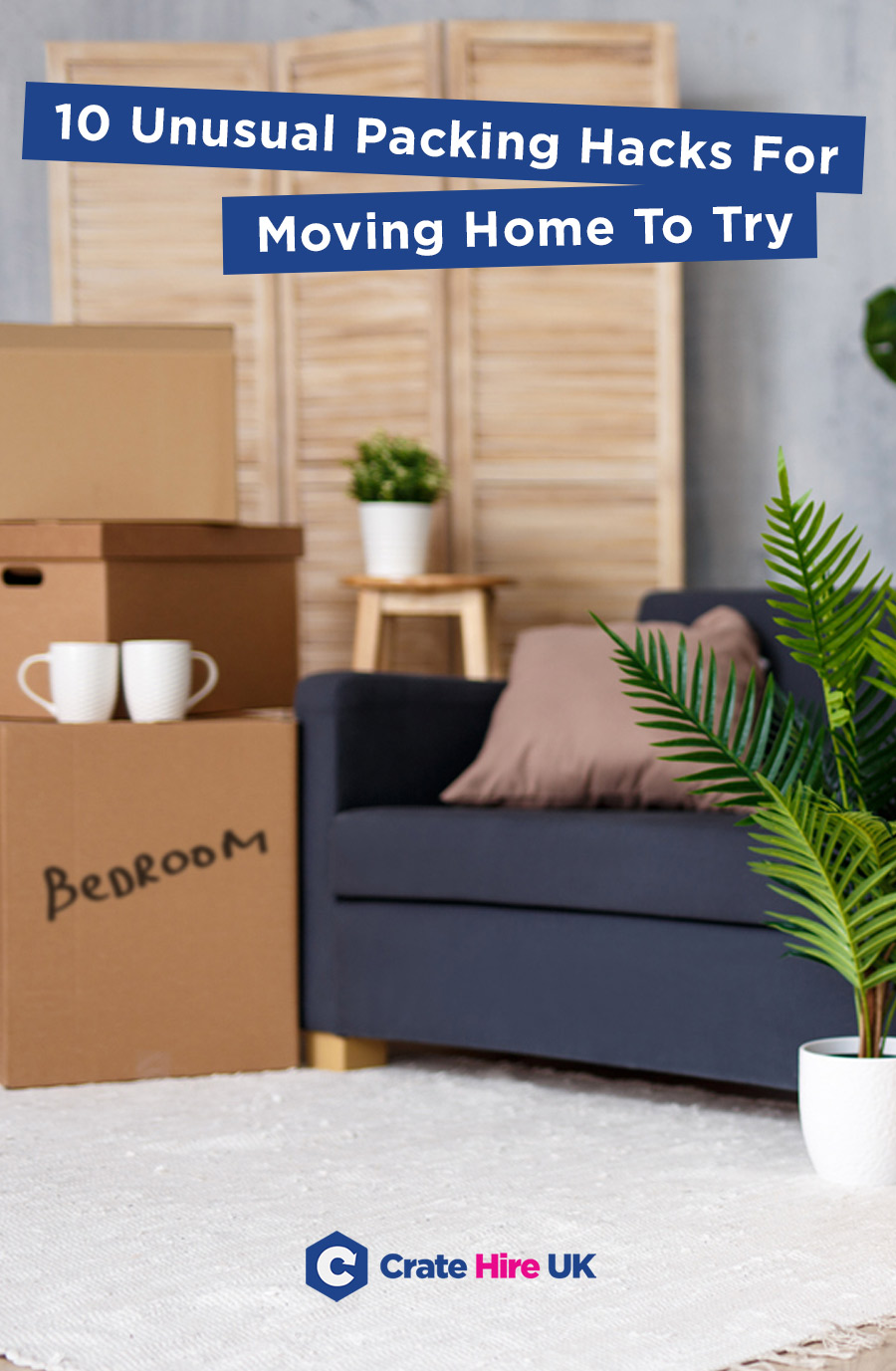 Unusual moving day hacks