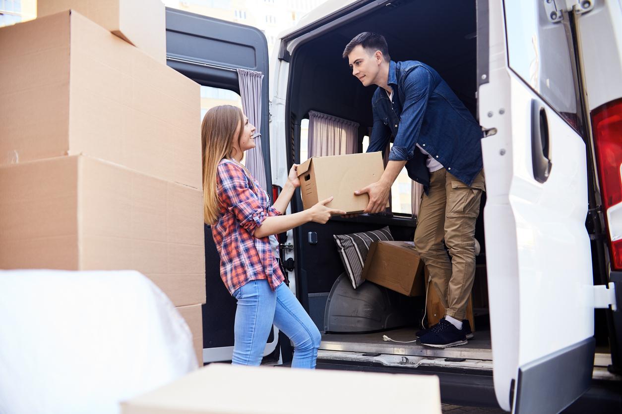 DIY Home Move Tips