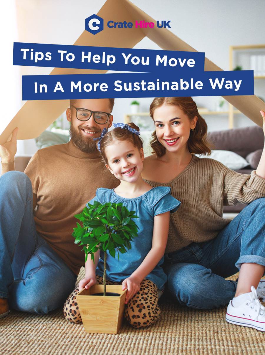 Sustainable moving tips