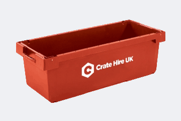 Unlidded Metre Long Crate - CHA6R