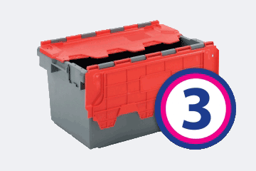 Crate Hire Package 3