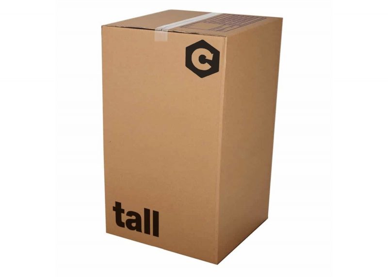 CB3 TALL - Tall Moving Boxes