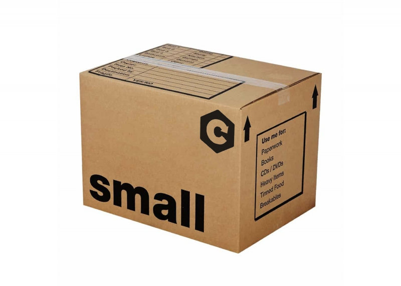 CB6 SMALL - Small Moving Boxes