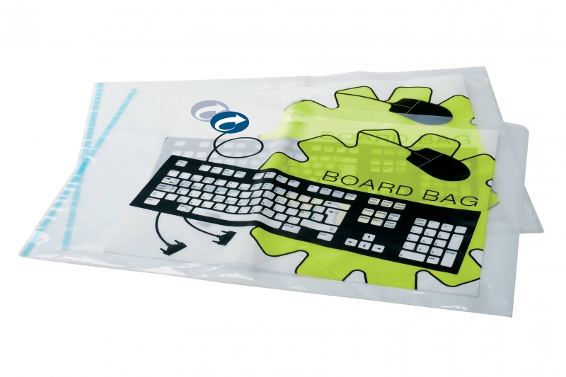 KB1 - Protective Plastic Keyboard Bag