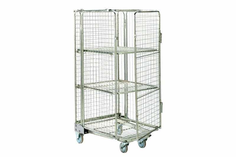 CSC1 - Full Security Steel Roll Cage