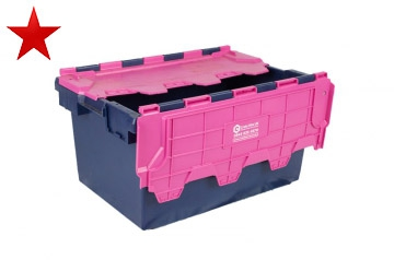 Moving Crates Hire - Plastic Moving Boxes - Crate Hire UK
