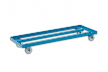 Metal Crate Skate Hire To Help You Move Your Plastic Crates - Crate Hire UK