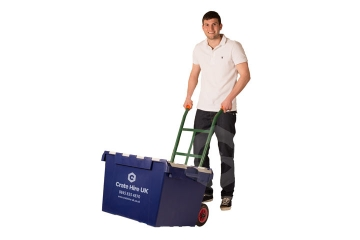Sack Barrow Hire - Sack Truck Rental Services - Crate Hire UK - Thumbnail 1