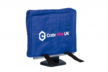 Flat Screen Monitor Protectors To Hire - Crate Hire UK