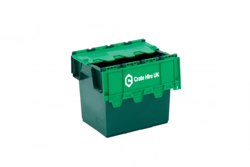 CH1 - Small Plastic Moving Crate