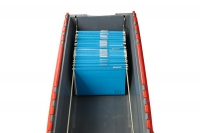 Plastic File Crates - Move & Store Your Files Easily - Crate Hire UK - Thumbnail 2