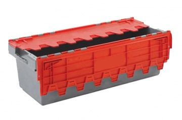 SALE-LC6 - 130ltr Metre Long Removal Storage Crate (NEW)