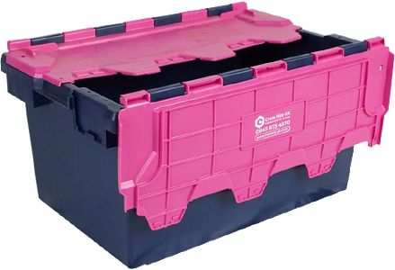 Buy Plastic Removal Crates & Boxes Easily